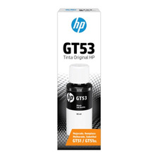 Hp Gt53 Botella Tinta Hp Reemplazo Gt51 Negro Original 90 Ml