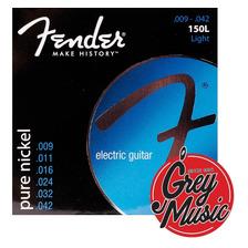 Encordado 09-42 Fender 150l Guitarra Eléctrica 073-0150-403