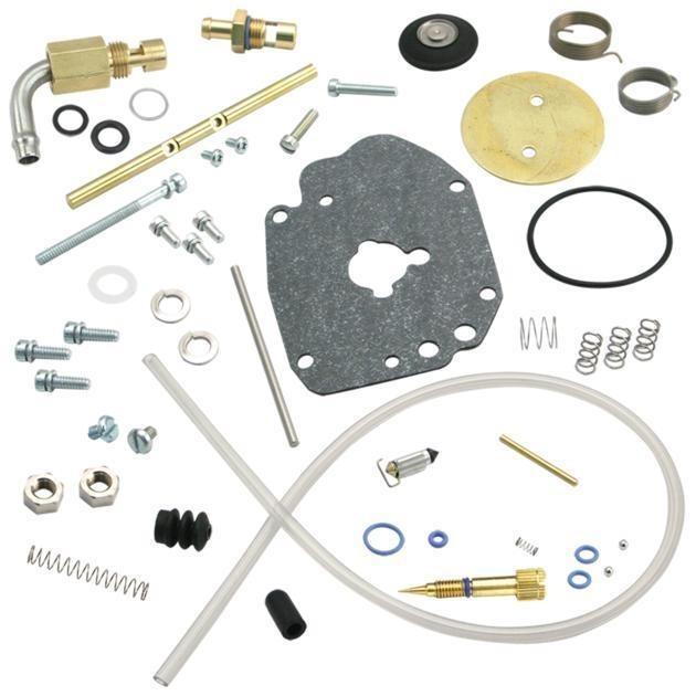 Kit Reparo Reconstrucao Carburador S&s Super E 11-2923