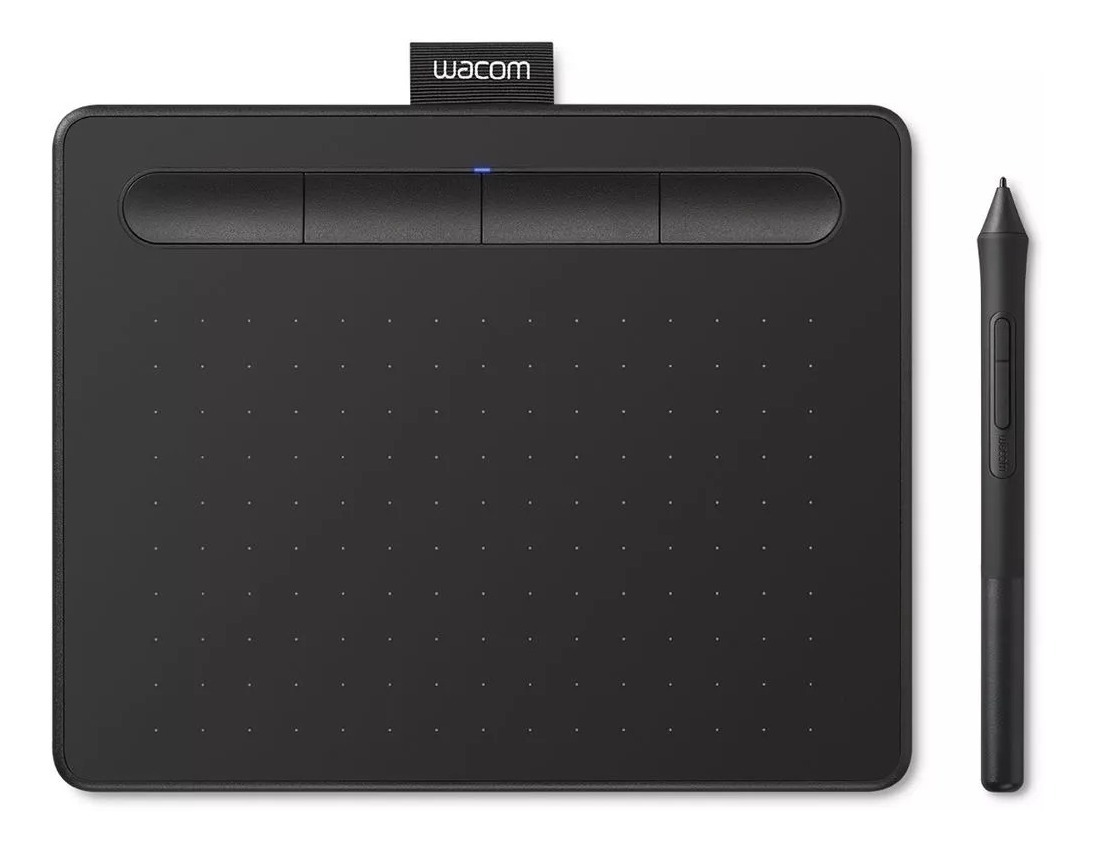 Tableta Gráfica Wacom Intuos Basic Pen Small