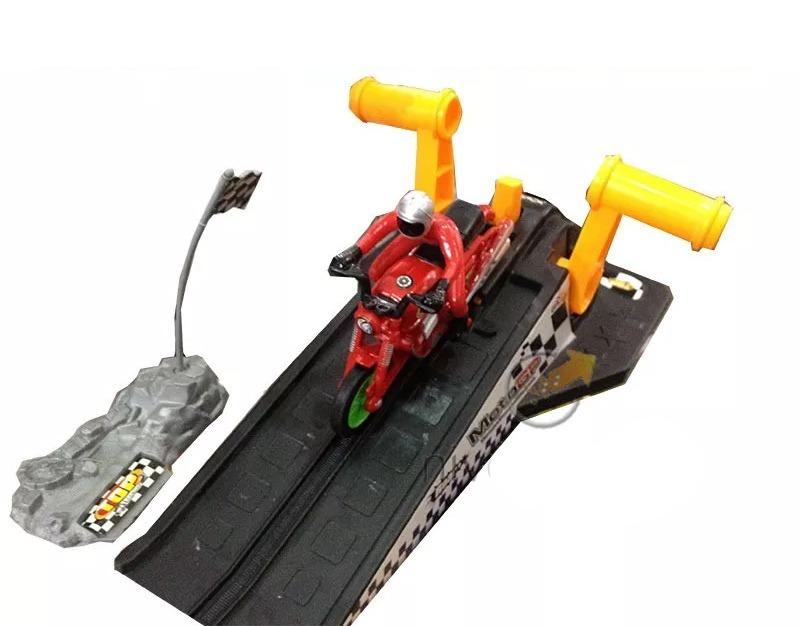 Moto Friccion Con Lanzador Gran Potencia Velocidad Sin Pilas