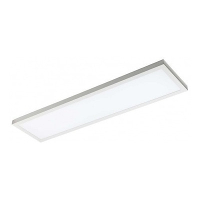 Panel Plafon Led 120x30 48w Alta Potencia Rectangular