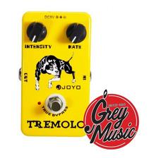 Efecto Pedal De Guitarra Joyo Jf-09 Tremolo -  Grey Music -