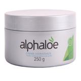 Creme Hidratante - 87% de Aloe Vera - 250g Alphaloe