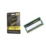Corsair - DDR3 1333 C9 8GB - 1 x 8GB ValueSelect 6155