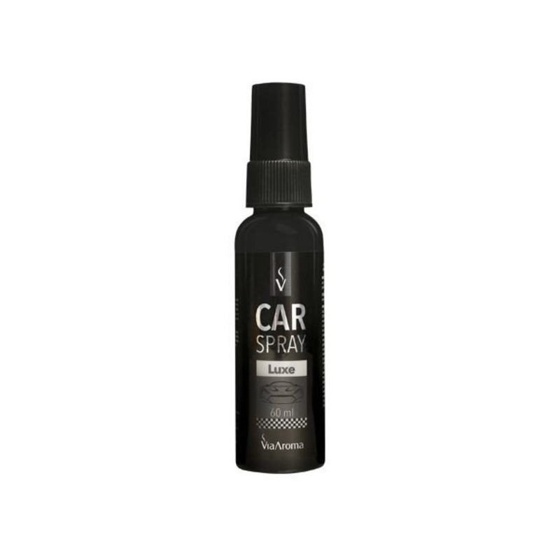 Car Spray Luxe - 60ml - Via Aroma