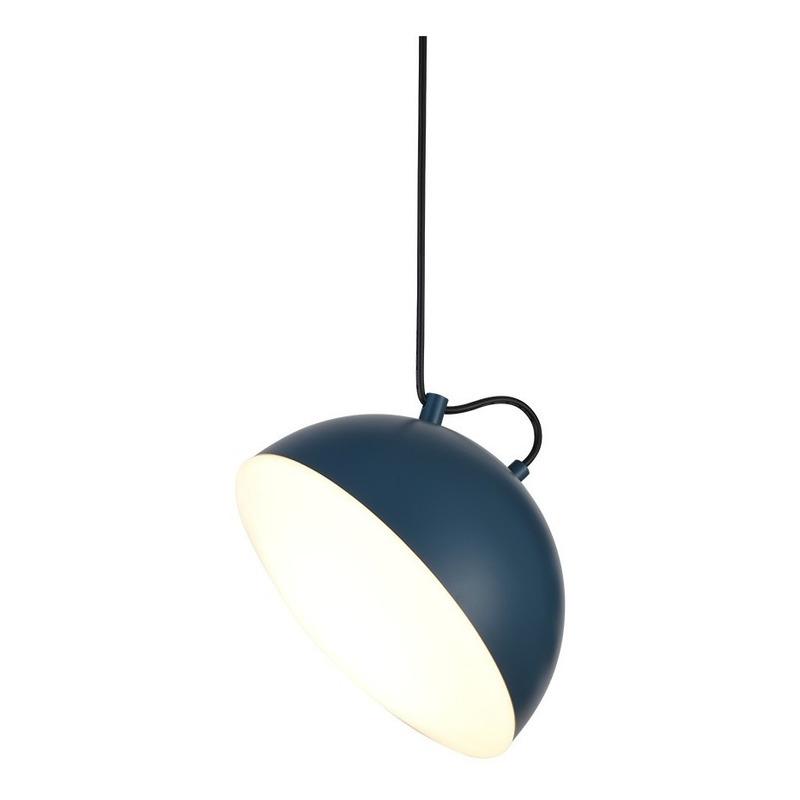 Lámpara Colgante 1 Luz Bala Led 20w Deco Moderno Lk
