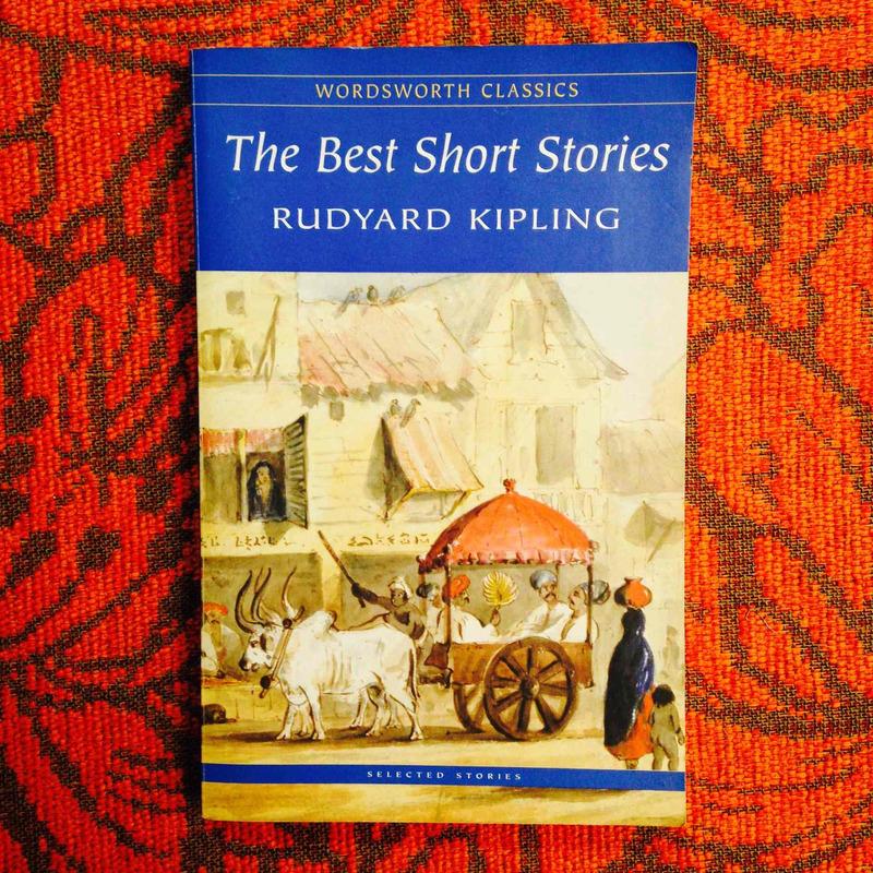 Rudyard Kipling.  THE BEST SHORT STORIES.