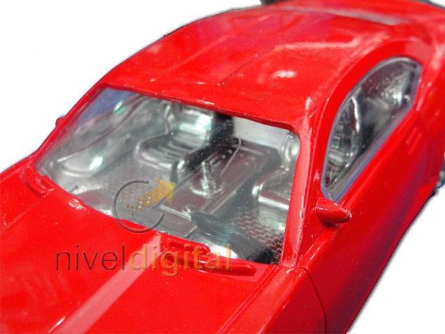Radio Control 2 Funcion Chevrolet Cupe Camaro Luces Retiro
