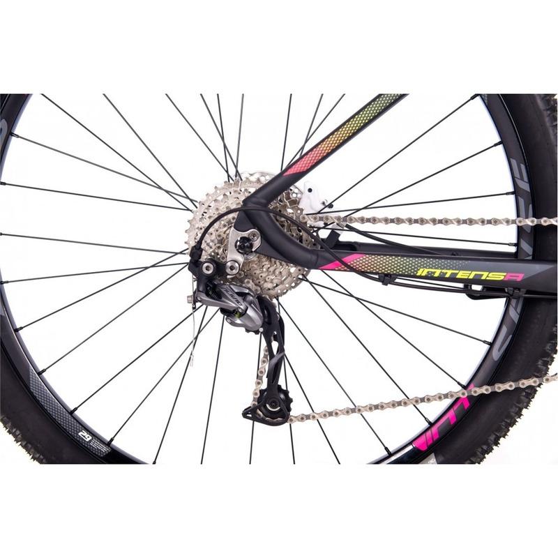 Bicicleta Mtb SENSE Aro 29 Intensa 2019 18v Shimano Alívio