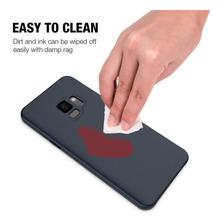 Funda Silicona Soft Case Gamuza Samsung S9 Y S9 Plus + Envio