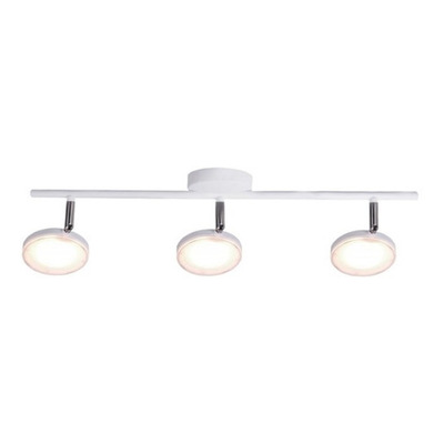 Aplique 3 Luces Rocket 18w Led Deco Moderno Cie