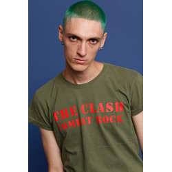 Remera THE CLASH