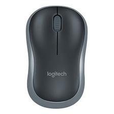 Mouse Inalambrico Logitech M185 Usb Wireless Ergonomico Pc M