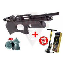 Rifle Pcp Kral Breaker S 12 Tiros - Bullpup Regul + Inflador