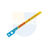 Lâmina de Serra Tico Tico Bi Metal 65mm 24D (5 Peças) - BS324 - Starrett