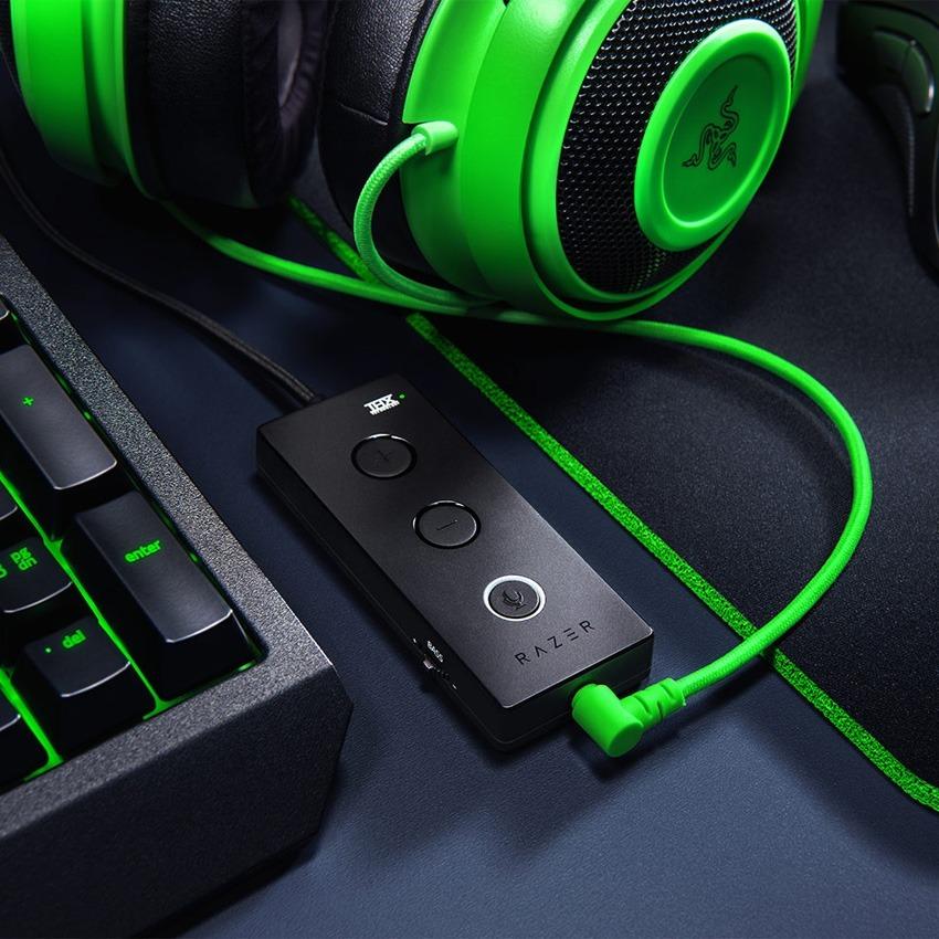 Auriculares Headset Gamer Razer Kraken Te 7.1 360 Thx Pc Ps4