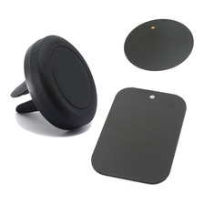 Soporte Auto Magnetico Iman Aire Celular Gps iPhone Powerzon