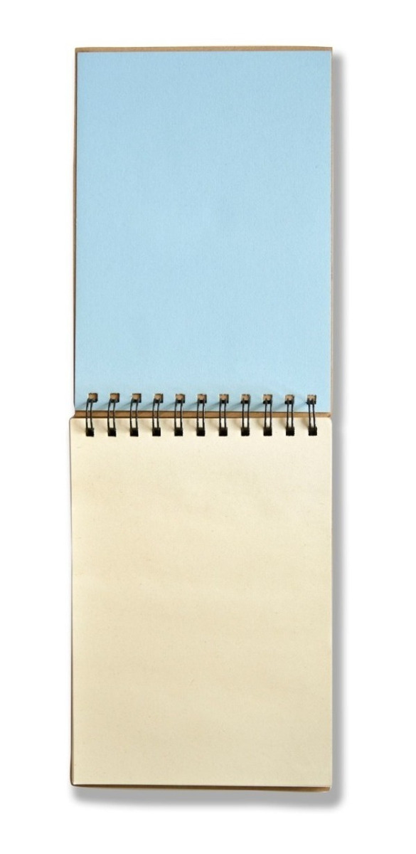 Cuaderno  Ecologico Tapas De Madera Papel Reciclado A5