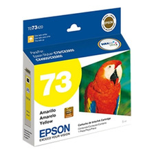 Cartucho Epson 73 Color Amarillo T073420 T073 73