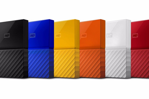 Disco Externo Portatil 3tb Usb 3.0 My Passport Western Digit