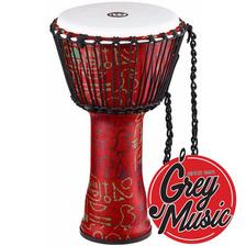 Djembe Meinl Padj1mf Travel Series - Grey Musica