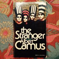 Albert Camus.  THE STRANGER.