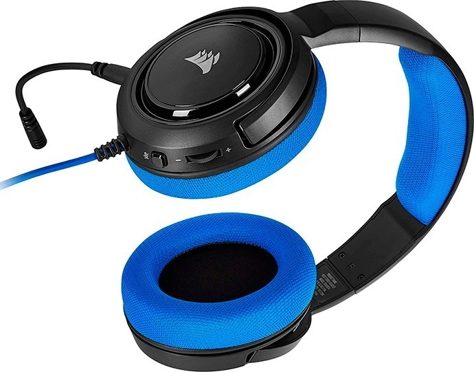 Auriculares Corsair Hs35 Gaming | Pc Ps4 Switch Xbox One