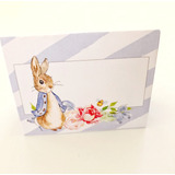 Cartelitos Identificadores Peter Rabbit by @weddingfactory