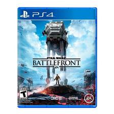 Star Wars Battlefront Ps4 Fisico Sellado Original Nuevo