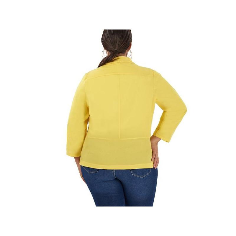 Saco amarillo  014517P