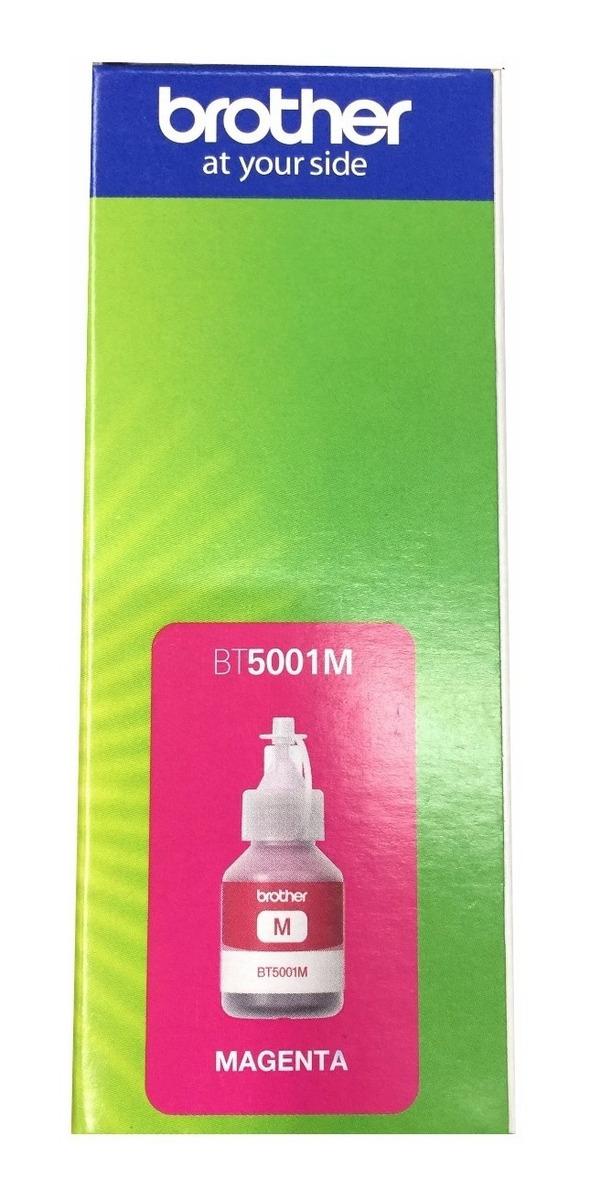 Tinta Brother Bt5001m Original Para Dcp T300 Dcp T500w