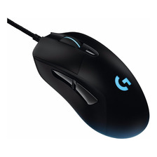 Mouse Logitech G403 Gamer Usb 12000 Dpi Fps 6 Botones Progr