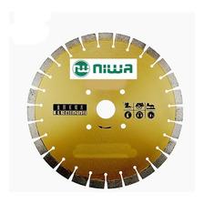 Disco Diamantado Niwa 500mm Cortadora De Concreto Asfalto