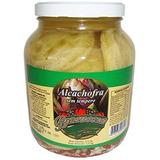 Fundo de alcachofra em conserva sem tempero 2,2 Kg. - Bonsucesso
