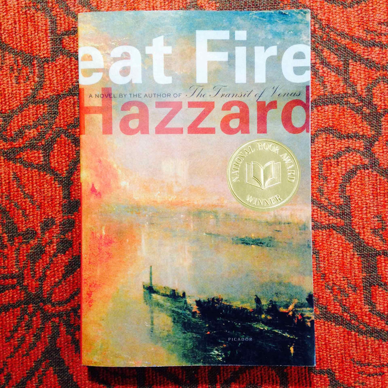 Shirley Hazzard.  THE GREAT FIRE.