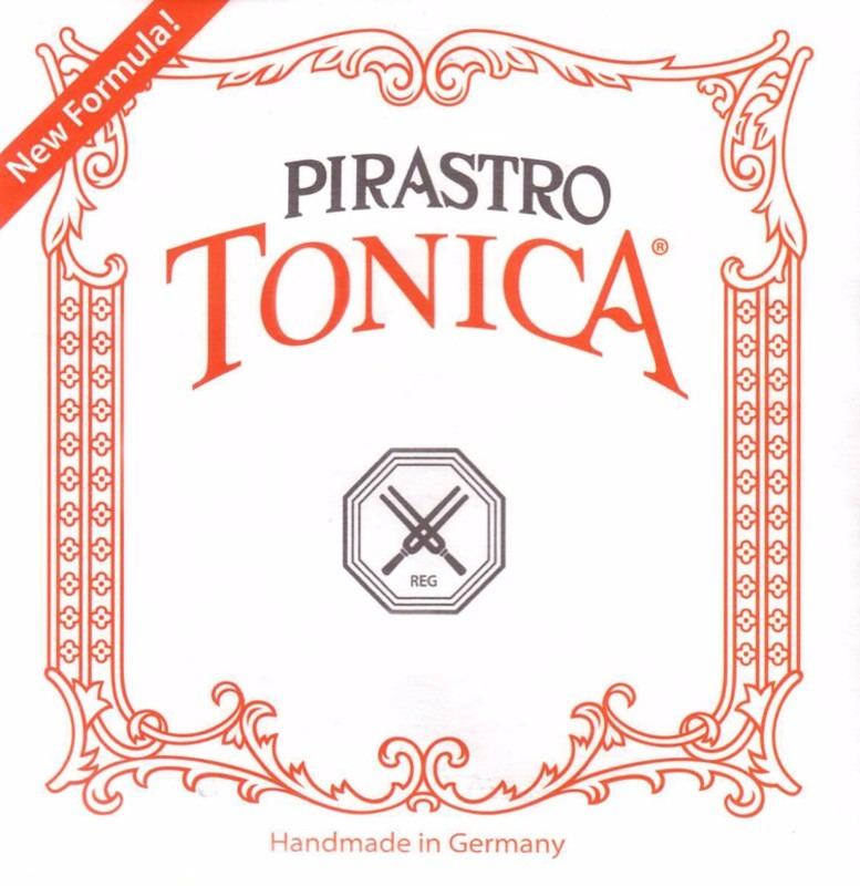 Encordado De Violin Pirastro Tònica Origen Alemàn - Grey