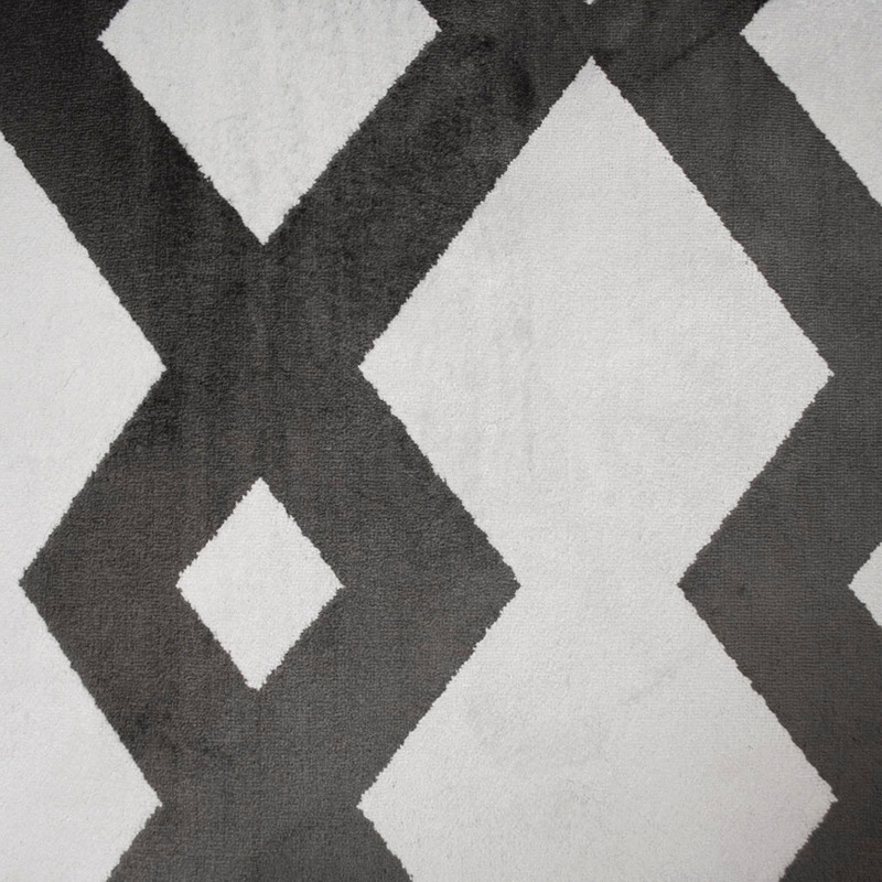 Tapete Belga Geométrico Des. 10 0,67X2,10m