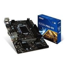 Motherboard Intel Msi B250m Pro Vh 1151 Ddr4 Hdmi Usb Gtia