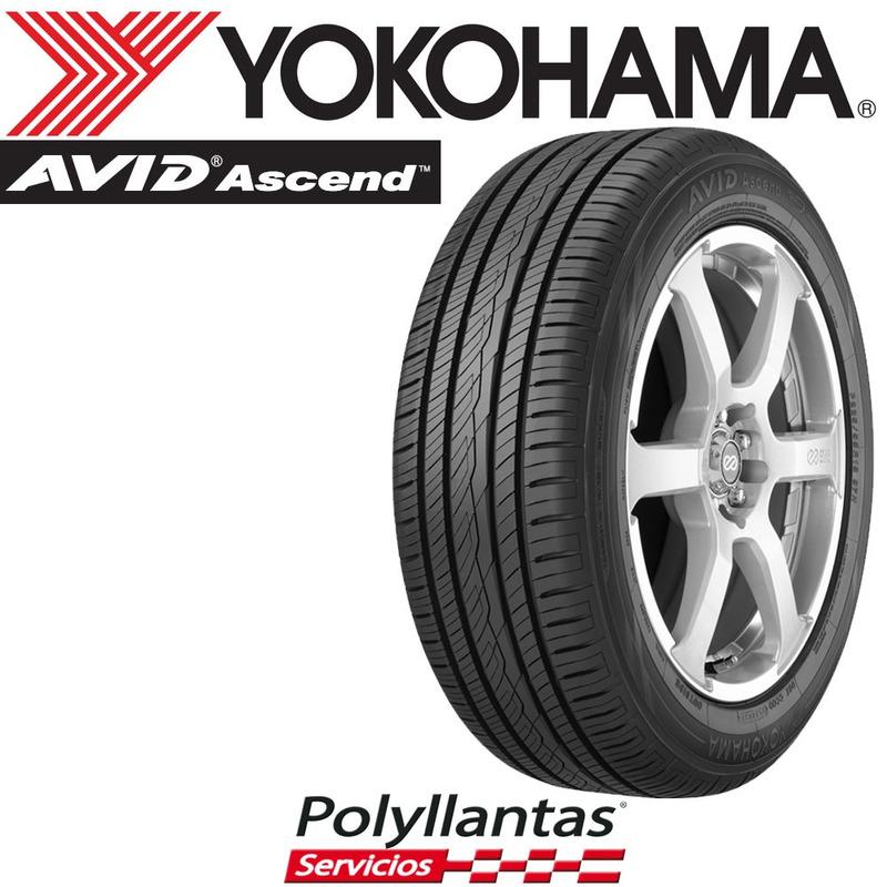 205-60 R16 91H Avid Ascend S323 Yokohama DES