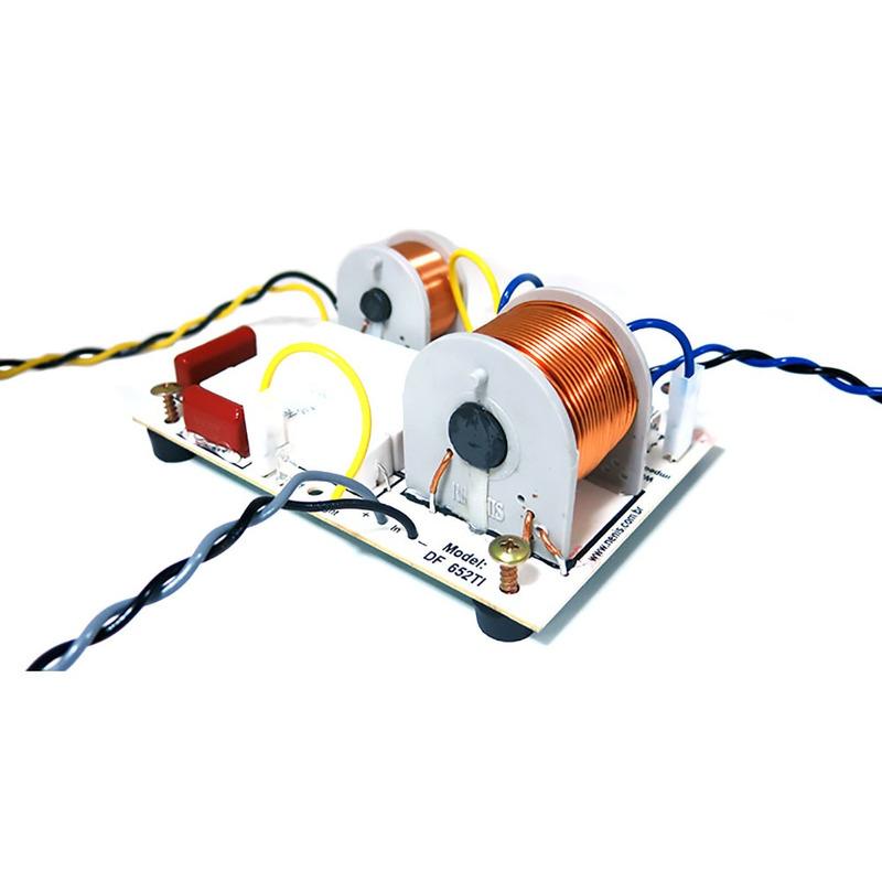 Nenis Divisor de Frequência DF652TI 2 vias 650 Watts - p/ Driver Titanium
