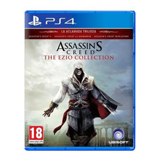 Assassins Creed Ezio Collection Ps4 Fisico Sellado Original