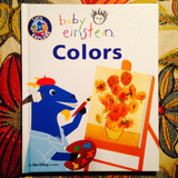 Baby Einstein.  LET'S EXPLORE: COLORS.