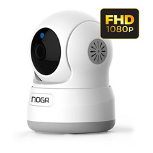 Camara Ip Motorizada Noga Wifi Inalambrica Full Hd 1080p