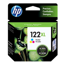 Cartucho Hp 122xl Ch564hl Color Original Impresoras Hp 3050