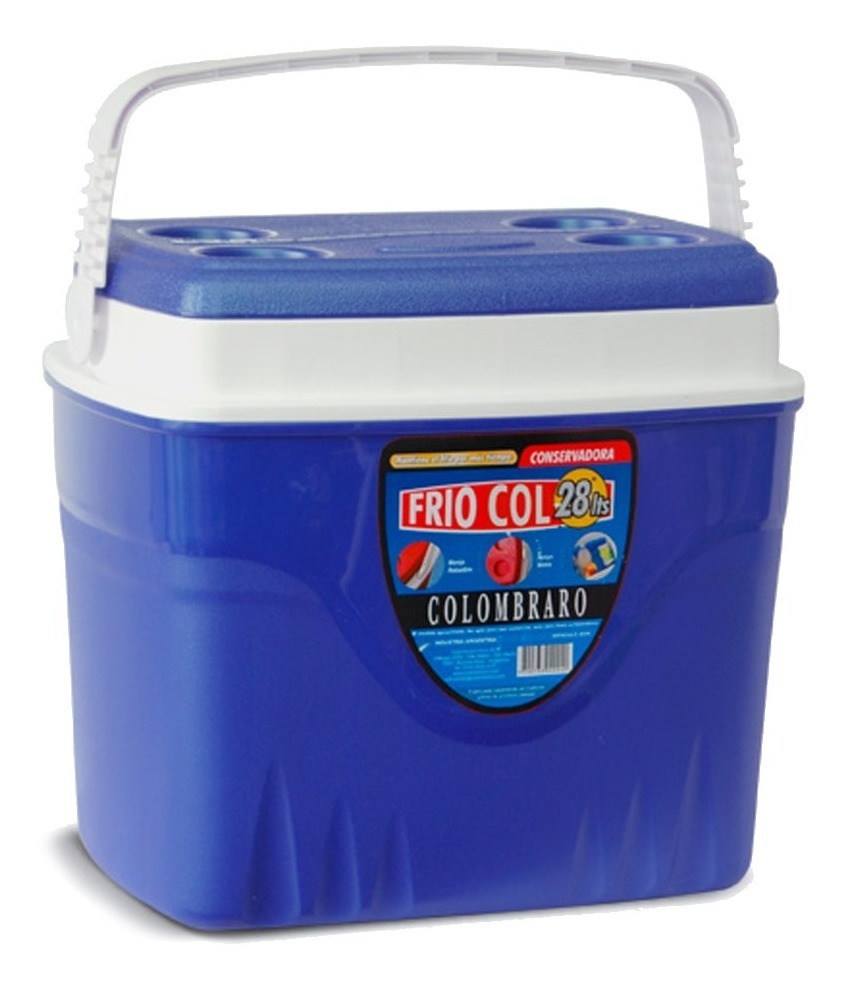 Conservadora Heladera Frio Col 28lts - Colombraro