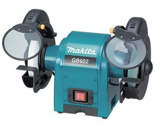 Amoladora Banco Industrial Makita Gb602 250w Esmeril