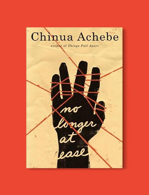 No Longer at Ease by Chinua Achebe - Ed. Anchor Books