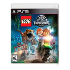 Lego Jurassic World Ps3 Fisico Sellado Nuevo Original
