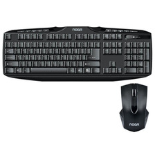 Kit Teclado Y Mouse Inalambrico Nkb-c25 Combo Wireless